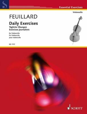 Exercices journaliers / Louis R. Feuillard / Schott