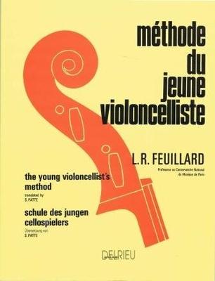 Méthode du jeune violoncelliste / Feuillard L.R. / Delrieu