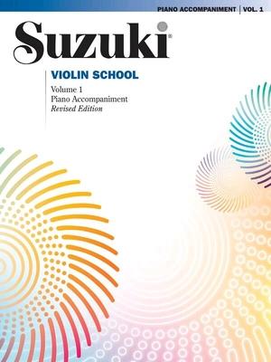 Suzuki Violin School vol. 1 Piano Acc. (revised edition) / Suzuki Shinichi / Alfred Publishing