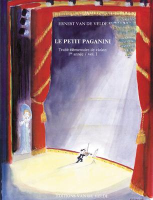 Le petit Paganini vol. 1 / Van de Velde Ernest / Van de Velde