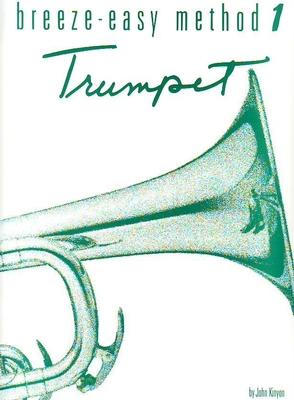 Breeze-Easy method Trumpet (Cornet) Book 1 John Kinyon / John Kinyon / Warner Bros