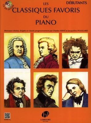 Les classiques favoris du piano vol. Débutants /  / Henry Lemoine