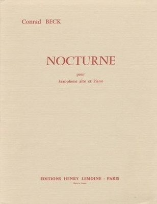 Nocturne / Beck Conrad / Henry Lemoine