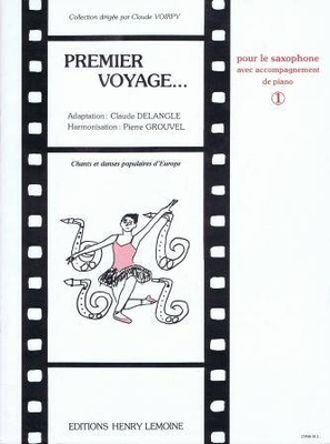 Premier voyage … vol. 1 /  / Henry Lemoine