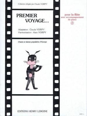 Premier voyage … vol. 2 /  / Henry Lemoine