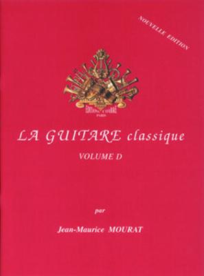 La guitare classique vol. D /  / Combre