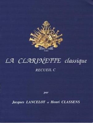 La clarinette classique vol. C /  / Combre