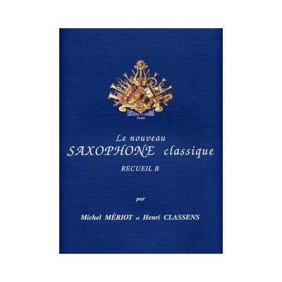 Le nouveau saxophone classique vol. B /  / Combre
