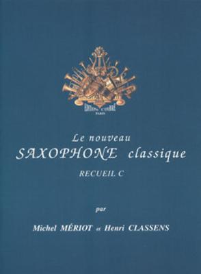 Le nouveau saxophone classique vol. C /  / Combre