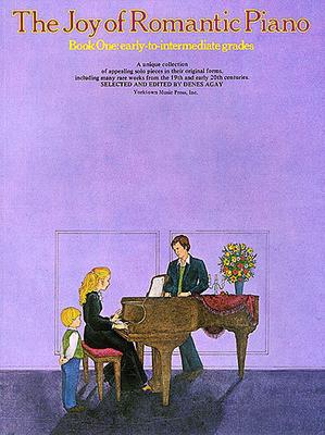Les joies de / The Joy Of Romantic Piano – Book 1 /  / Yorktown Music Press