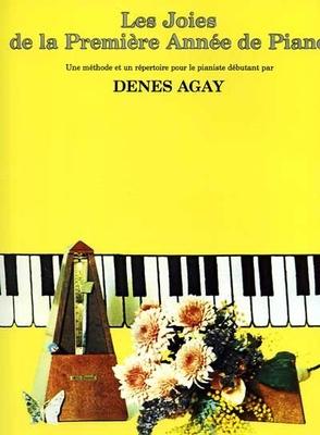 Les joies de / Les joies de la première année de piano / Agay Denes / ID Music