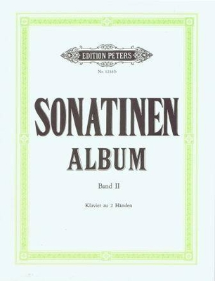 Sonatinen-Album vol. 2Sonatinas and other Pieces for Piano /  / Peters