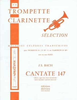 Cantate 147 / Bach Jean Sébastien / Delrieu