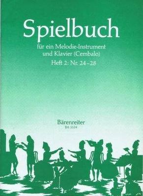 Spielbuch vol. 2 /  / Bärenreiter