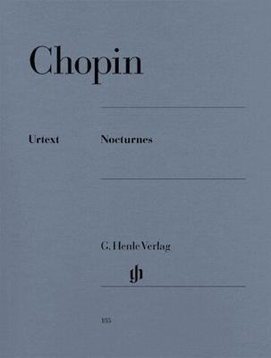 Nocturnes / Chopin Frédéric / Henle