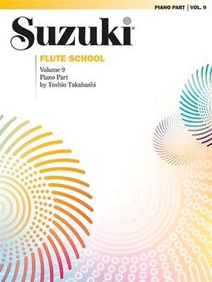 Suzuki Flute School vol. 9 Piano Acc. (Revised) /  / Summy-Birchard