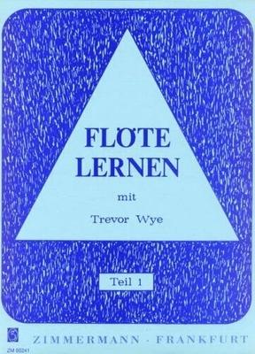 Flöte lernen vol. 1 / Wye Trevor / Zimmermann