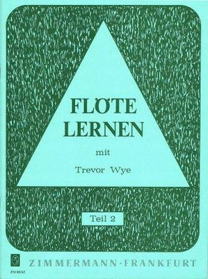 Flöte lernen vol. 2 / Wye Trevor / Zimmermann