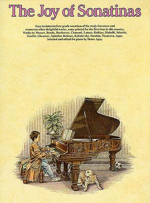 Les joies de / The Joy Of Sonatinas / Agay, Denes (Editor) / Yorktown Music Press