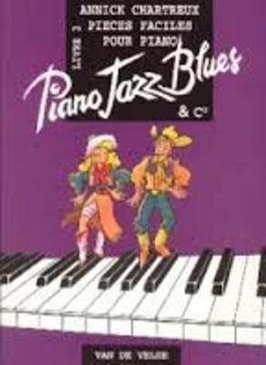 Piano Jazz Blues and Co vol. 3 / Chartreux Annick / Van de Velde