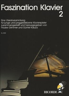 Faszination Klavier vol. 2 /  / Ricordi