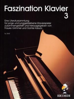 Faszination Klavier vol. 3 /  / Ricordi