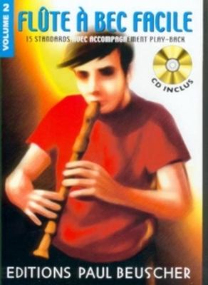 Flûte à bec facile vol. 2 /  / Paul Beuscher