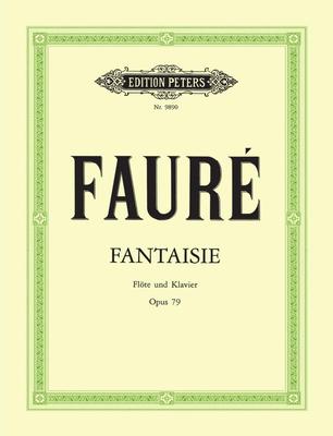 Fantaisie op. 79 / Fantasy Op.79 / Gabriel Fauré / Peters