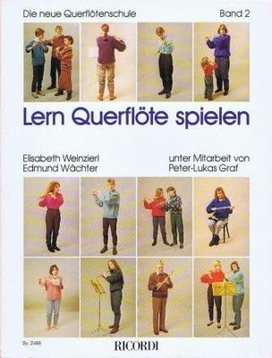 Lern Querflöte spielen vol. 2 / Weinzierl E./Wächter E. / Ricordi
