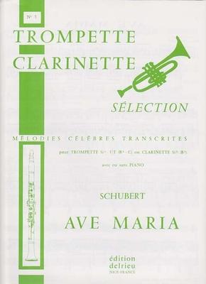 Ave Maria / Schubert Franz / Delrieu