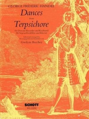Dances from Terpsichore / Händel Georg Friedrich / Schott