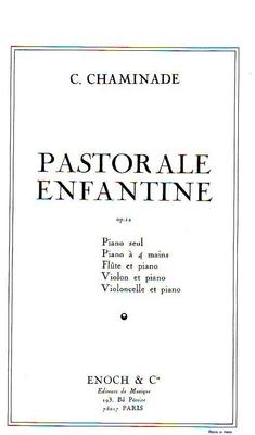Pastorale enfantine op. 12 / Cécile Chaminade / Enoch