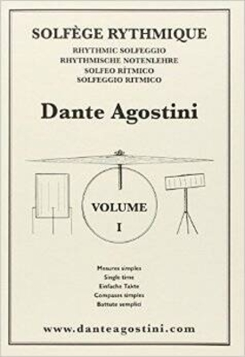 Solfège Rythmique vol. 1 / Agostini Dante / Agostini