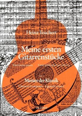 Meine ersten Gitarrenstücke vol. 1 /  / Ricordi