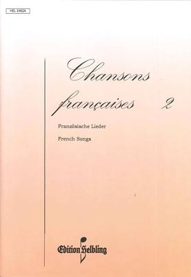 Chansons françaises vol. 2 /  / Helbling