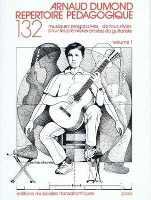 Répertoire pédagogique vol. 1 Arnaud Dumond /  / Transatlantiques