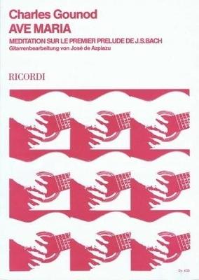 Ave Maria / Gounod Charles / Ricordi
