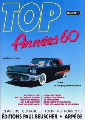 TOP / TOP Années 60 no 1 /  / Paul Beuscher