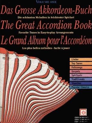 Le grand album pour accordéon vol. 1 /  / Melodie