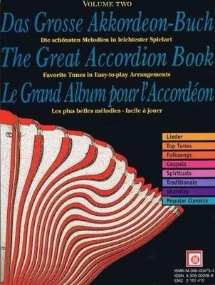 Le grand album pour accordéon vol. 2 /  / Melodie
