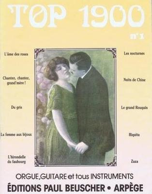 TOP / TOP 1900 no 1 /  / Paul Beuscher