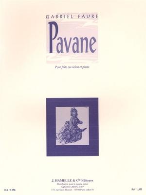 Pavane Op.50 / Gabriel Fauré / Hamelle