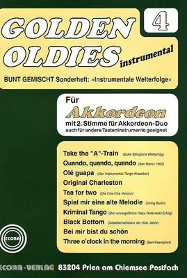 Golden Oldies vol. 4 /  / Ecora