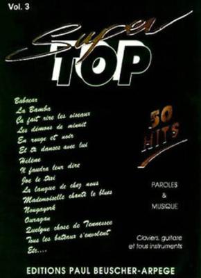 TOP / Super Top vol. 3 /  / Paul Beuscher