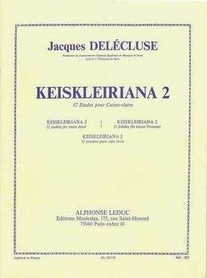 Keiskleiriana 2 / Delécluse Jacques / Leduc