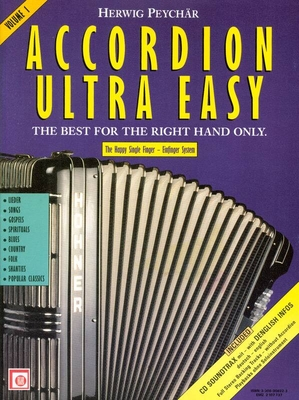 Accordion Ultra Easy vol. 1 /  / Melodie