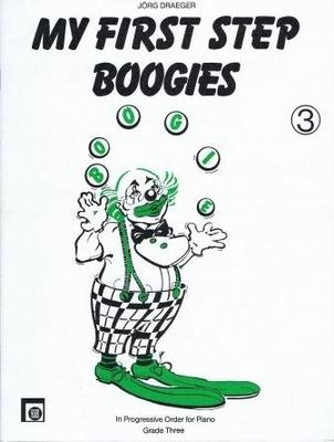 My first Step Boogies vol. 3 / Dräger Jürg / Melodie