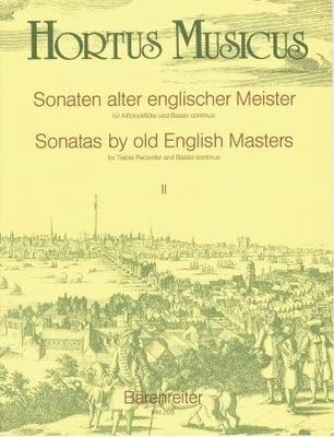 Hortus Musicus / Sonaten alter englischer Meister, vol. 2 /  / Bärenreiter
