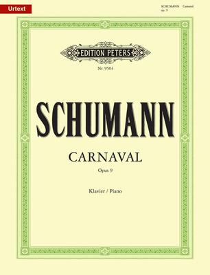 Carnaval Op.9 / Robert Schumann / Peters