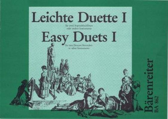 Leichte Duette I /  / Bärenreiter